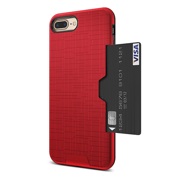 Pro 360 Credit Card Case for iPhone iPhone 7/7 Plus