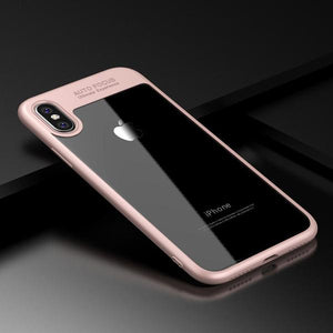 Super Slim Crystal Clear iPhone Cover