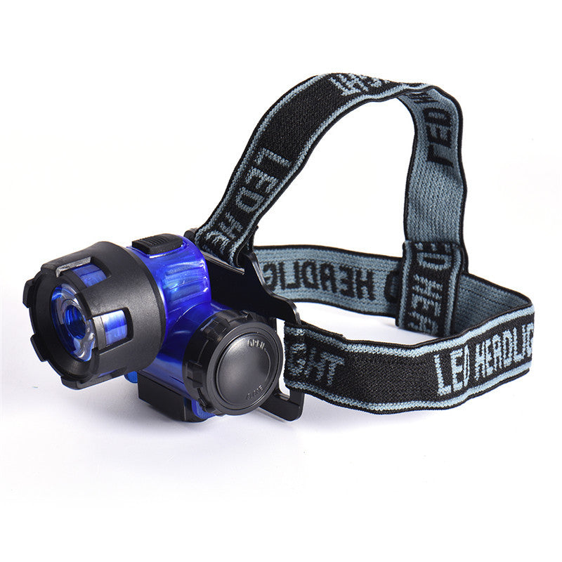 Headlamp Outdoor Camping Night Fishing