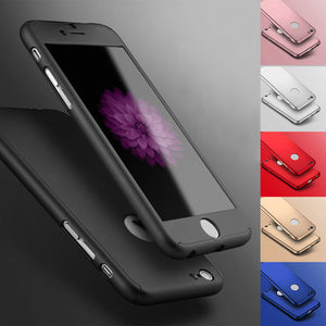 High Quality Luxury FULL BODY Protection Tempered Glass - IPhone