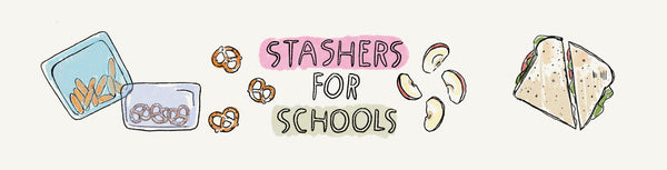 Stasher Sustainable School Donation