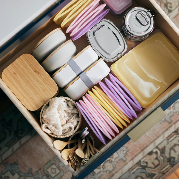 Living in Color: Colorful Organization Tips to Make Your Space Shine