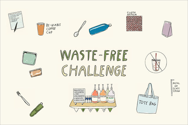 The Stasher Waste-Free Challenge