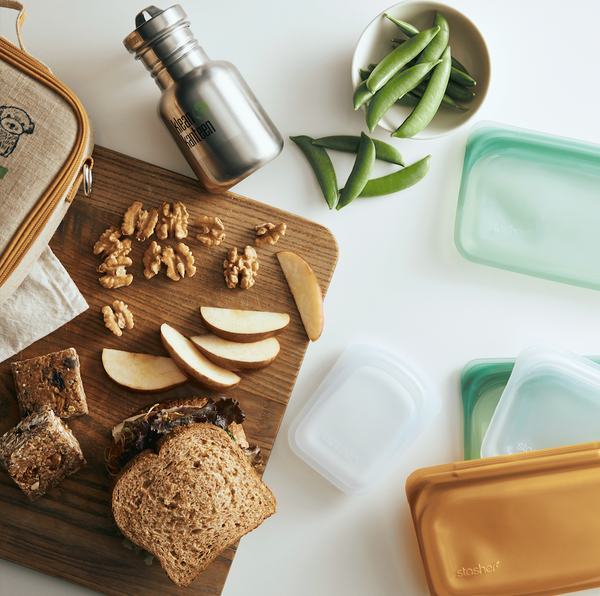 A Lunch Box Free From Plastic: How to Build Your Own