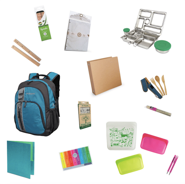 Back to school in eco-style