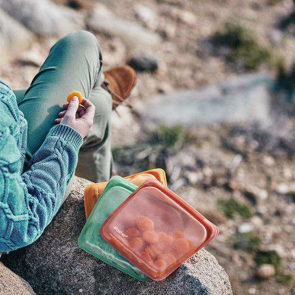 Field Trips, Abound: 6 Ways Stasher Bags Can Keep Your Kid Prepared For Anything