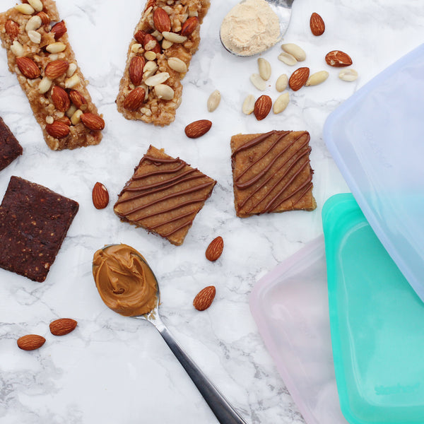 DIY copycat popular health bars