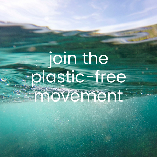 The Plastic-Free Movement Sept. 2018