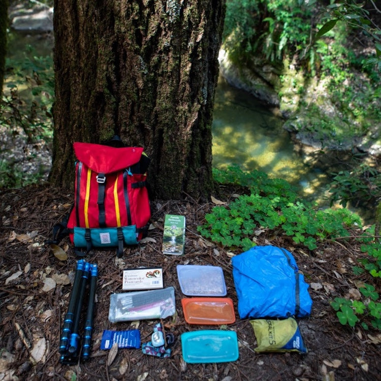 backpacking must-haves