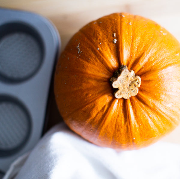 how to make your own pumpkin filling with stasher bag