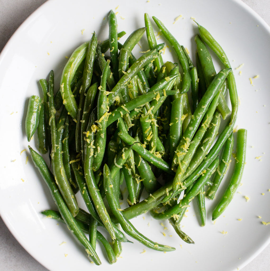 Healthy Thanksgiving green bean recipes