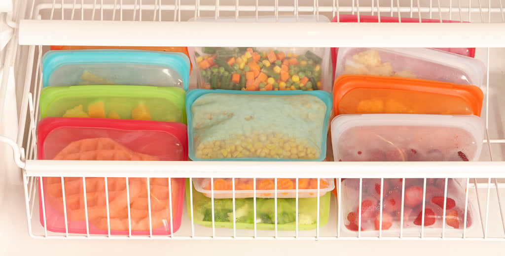 freezer meals inspiration and instructions | stasher bags