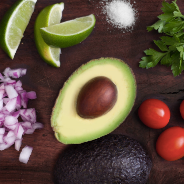guacamole ingredients - stasherbag.com