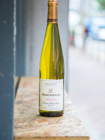 Henri Ehrhart Riesling Reserve Particuliere 2017 Alsace