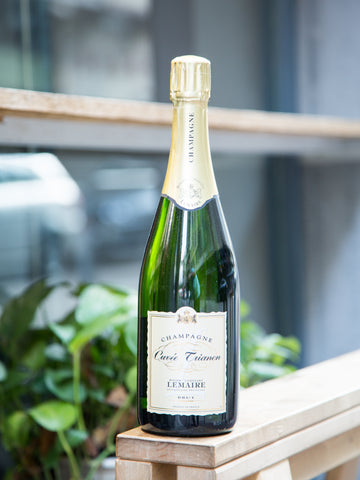 Roger Constant Lemaire Champagne Cuvee Trianon Brut N.V.