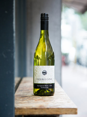Double Cove Sauvignon Blanc 2018