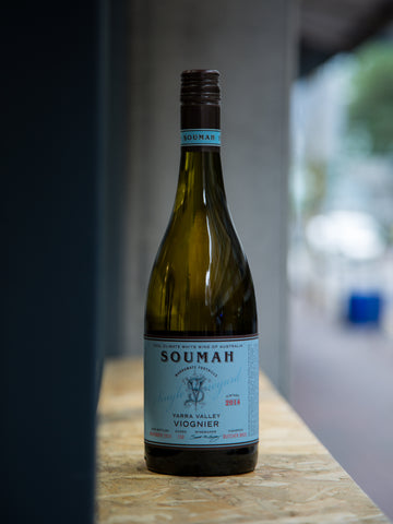 Soumah Single Vineyard Viognier 2014
