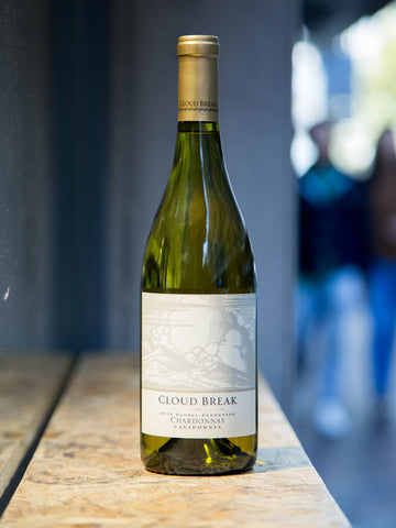 Cloud Break Chardonnay 2017