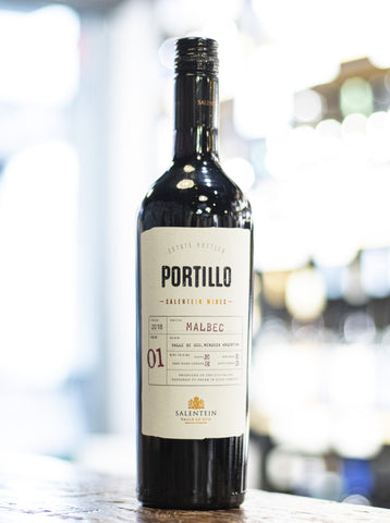 Bodegas Salenteins Portillo Malbec 2018