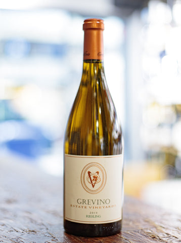 Grevino Estate Vineyards Riesling 2013