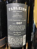 The Fableist Fable 067 Tempranillo 2016