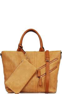 All about leather bag