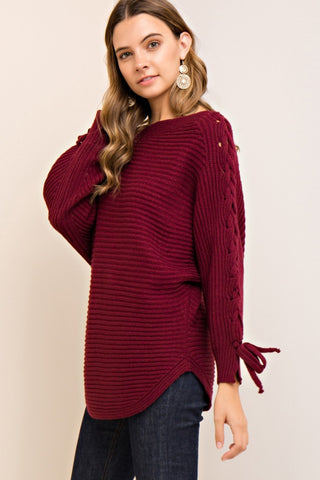 Bamboo Turtleneck Sweater