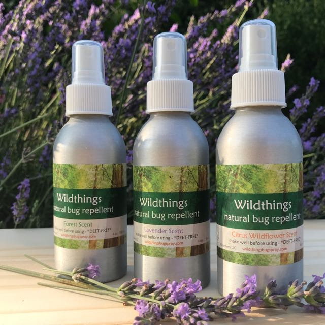 Wildthings Bug Spray 4 oz., NATURAL INSECT REPELLENT - Cedarberry