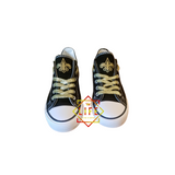 """Saints"" Women Canvas Shoes"