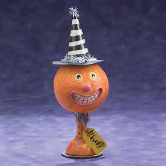 Pumpkin Head Centerpiece 16167