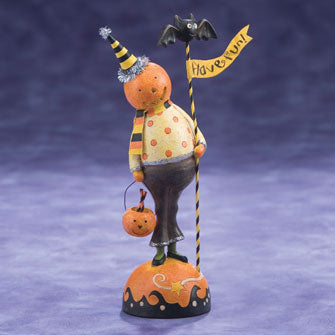 Pumpkin Head Figure 16168