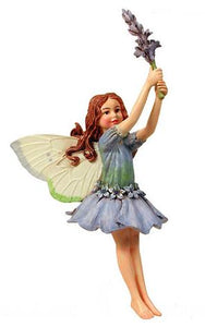 Lavender Fairy with Flower 86906 (boxed) (RETIRED but in stock)