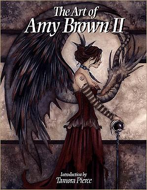 The Art of Amy Brown Volume II - hardcover