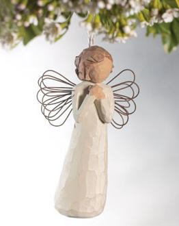 Angel of Wishes Ornament 26071