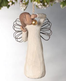Angel of Wonder Ornament 26091 (RETIRED but in stock)
