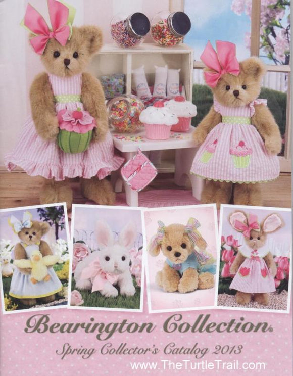 Bearington Collector's Book for Spring 2013