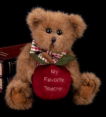 Beary Best Teacher 1719