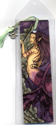 Dragon Daughter Bookmark