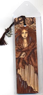 Forest Spirit Bookmark