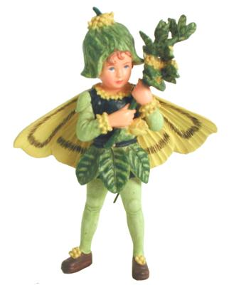 Box Tree Fairy with Flower 86916 (boxed) (RETIRED but in stock)