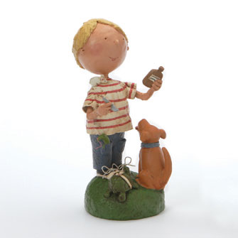 Boy Veterinarian Figure 11830