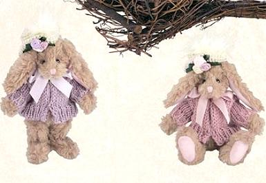 Bunny Hat Pack - Francis and Mae 3637