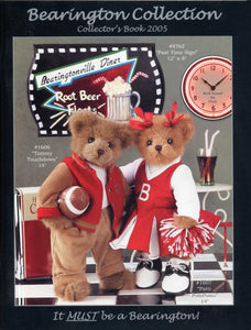Bearington Collector's Book for Fall and Winter 2005-2006