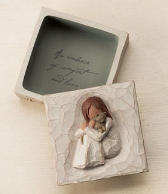 Comfort Keepsake Box 26604 (RETIRED but in stock)