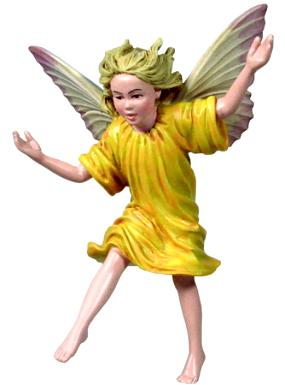 Crocus Girl Fairy 87009 (boxed) (RETIRED but in stock)