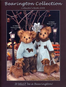 Bearington Collector's Book for Fall and Winter 2008-2009