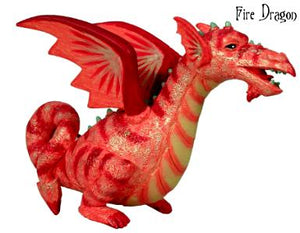 Mystical Dragon - Fire Dragon 87839
