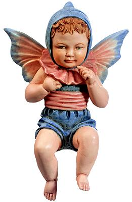Baby Forget-Me-Not Fairy (boxed) 86989 (RETIRED but in stock)