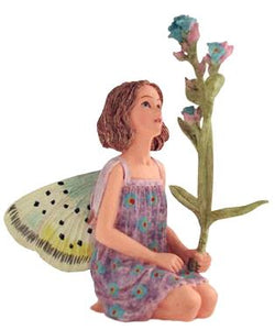 Forget-Me-Not Girl Fairy with Flower 86988 (boxed) (RET'D but in