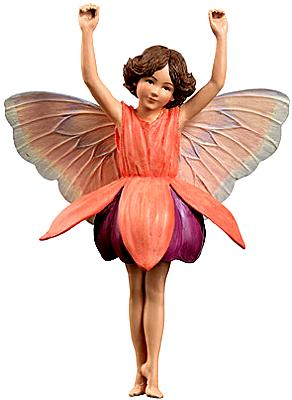 Fuchsia Fairy 86991 (boxed) (RETIRED but in stock)